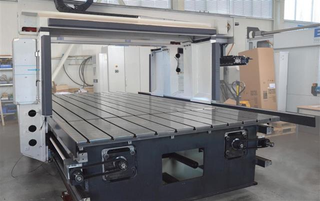 Edel CyPort CP 3020 5-Axis CNC Portal Milling Machine image is available