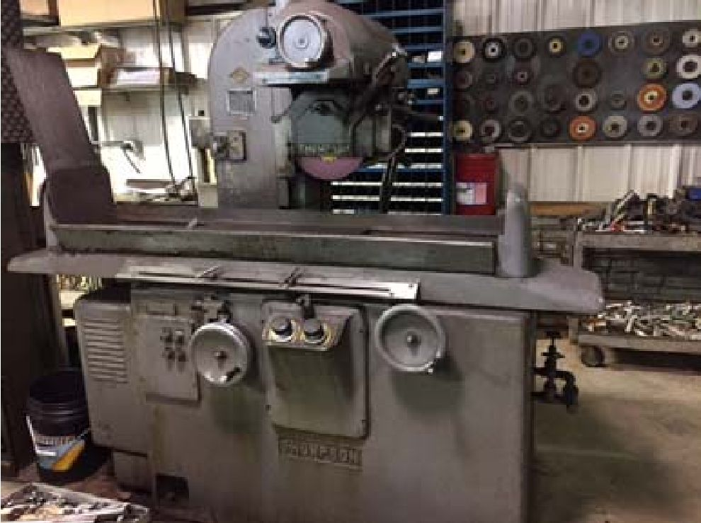 Thompson 8 x 24 Surface Grinder, Machine:6651, image:0