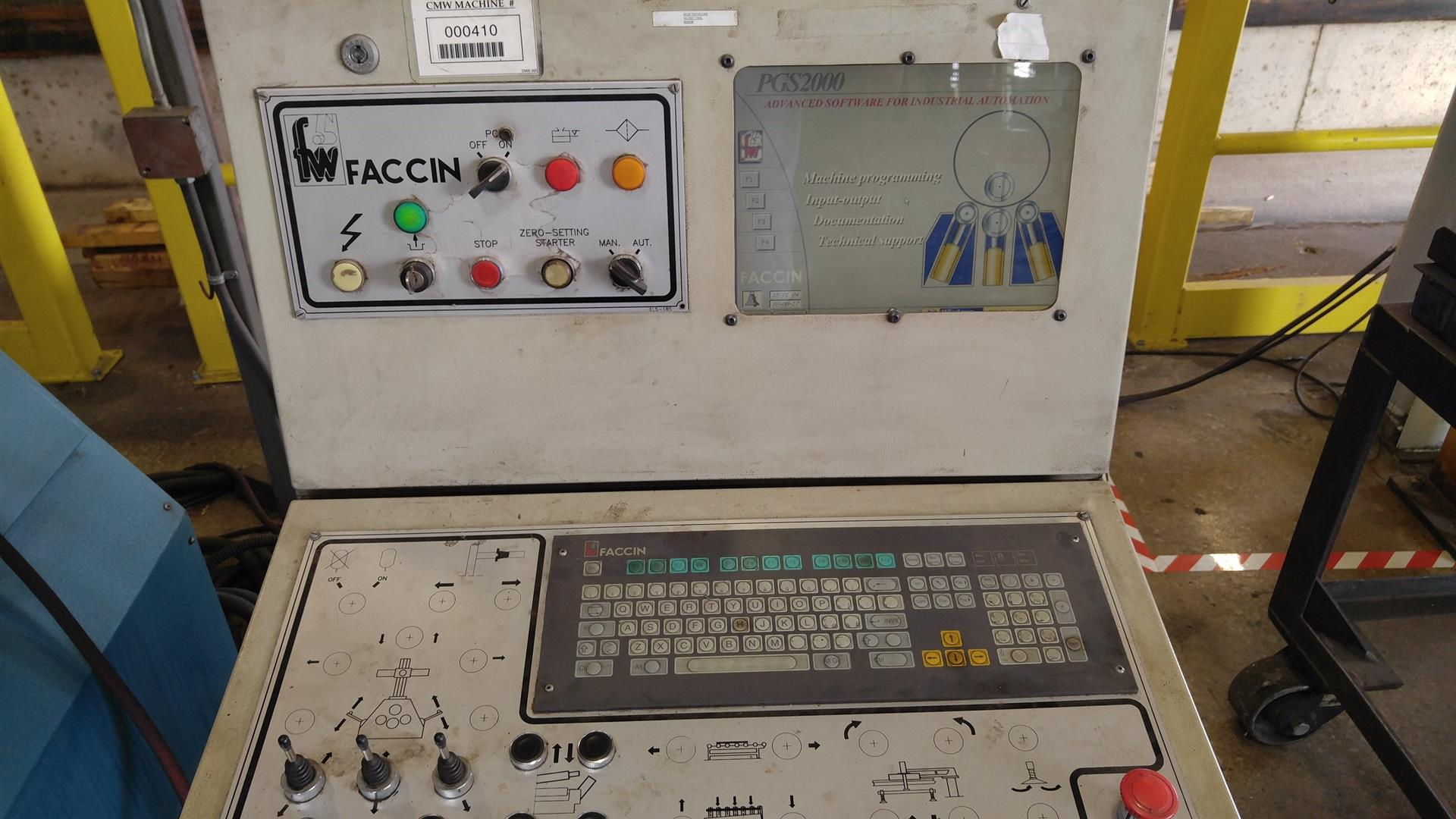 Faccin HEL 3128, Machine:6663, image:2