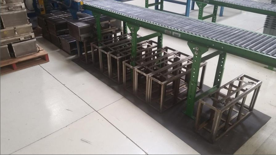 Jenfab 5-Stage VAR Conveyor Parts Washer, Machine:6669, image:0