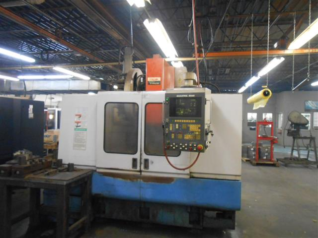 Mazak V414, Machine:6682, image:7