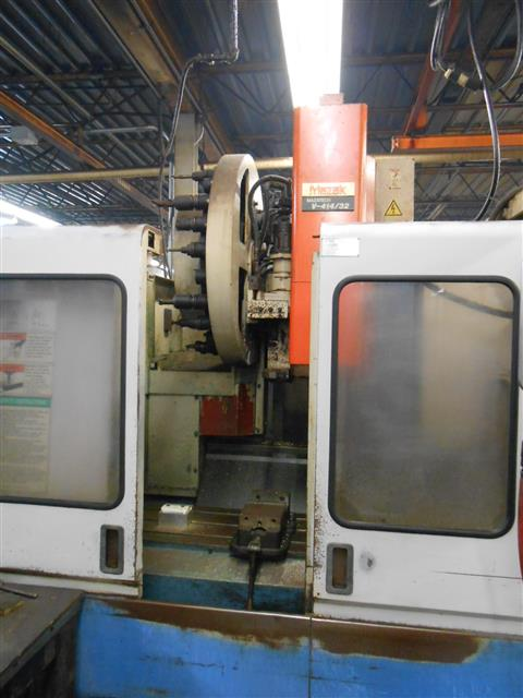 Mazak V414, Machine:6682, image:1