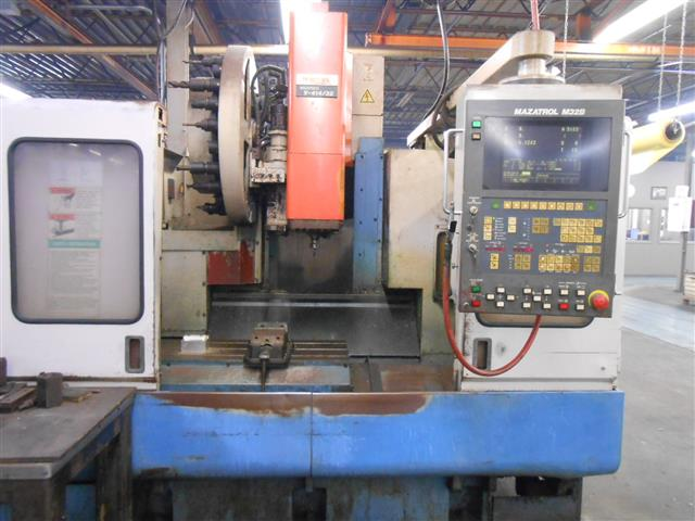Mazak V414, Machine:6682, image:2
