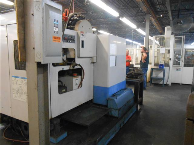 Mazak V414, Machine:6682, image:4