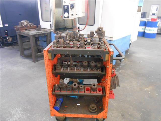Mazak V414, Machine:6682, image:5