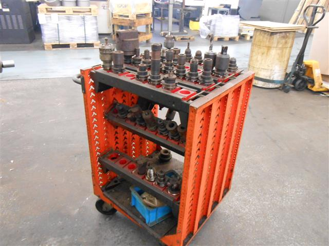 Mazak V414, Machine:6682, image:6