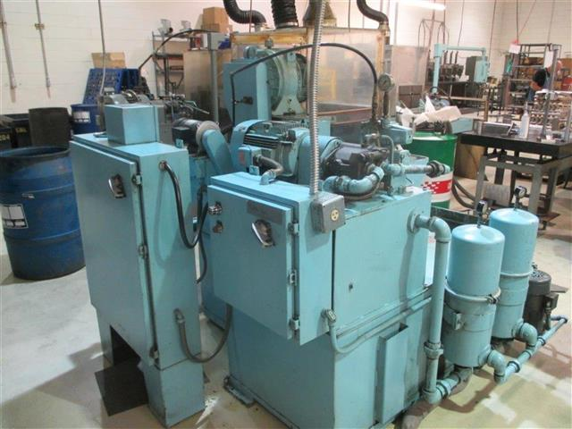 DeHoff M1-18D, Machine:6686, image:1