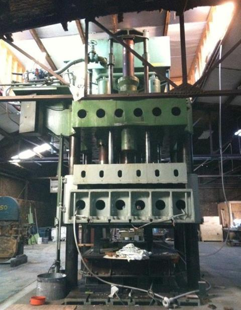 Lake Erie 800 Ton Press, Machine ID:6688