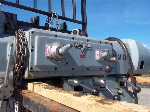 Varnamo Vertical and Horizontal Milling Machine, Machine:6723, image:2