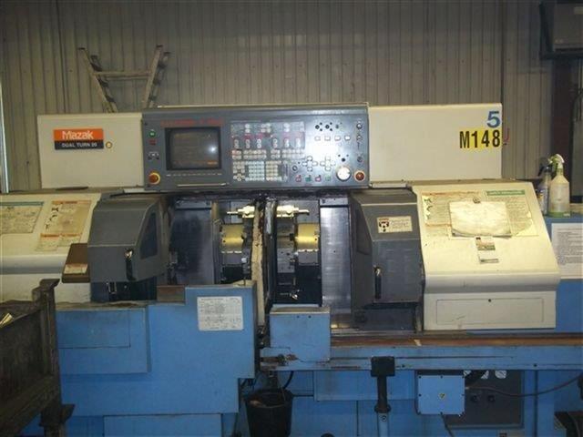 Mazak Dual Turn 20, Machine:6727, image:4