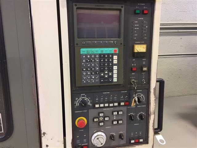 Mori-Seiki MV-40B, Machine ID:6757