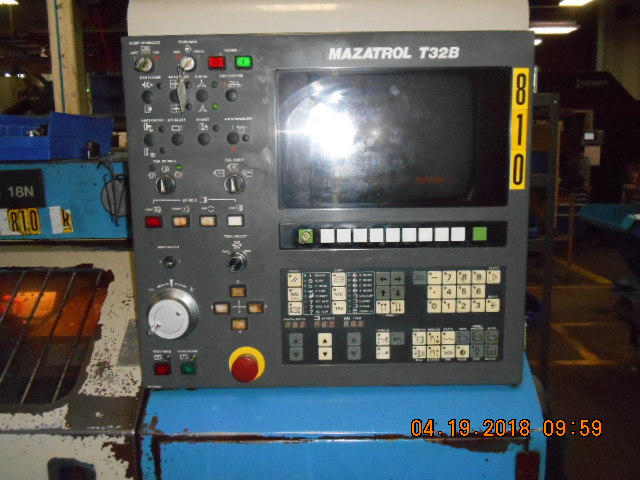 mazak quick turn 18n 1992 lathes cnc 2 axis universal rh superiormachinery com Mazak Troubleshooting Mazak Vtc-41M