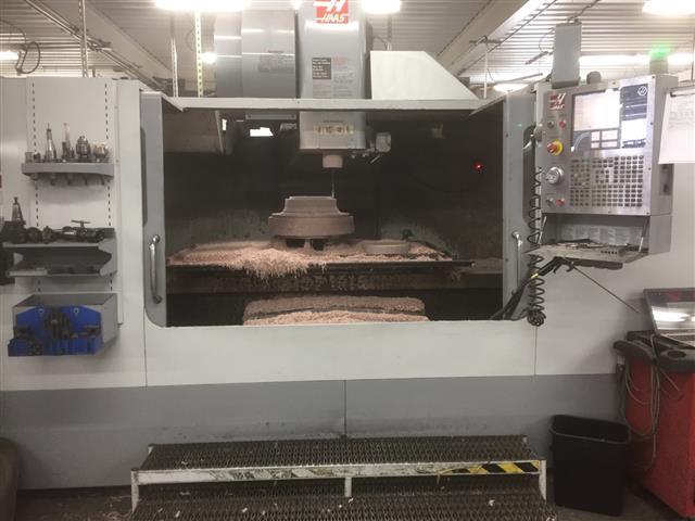 Haas VF-8B/40, 2006, MACHINING CENTERS, VERTICAL, CNC