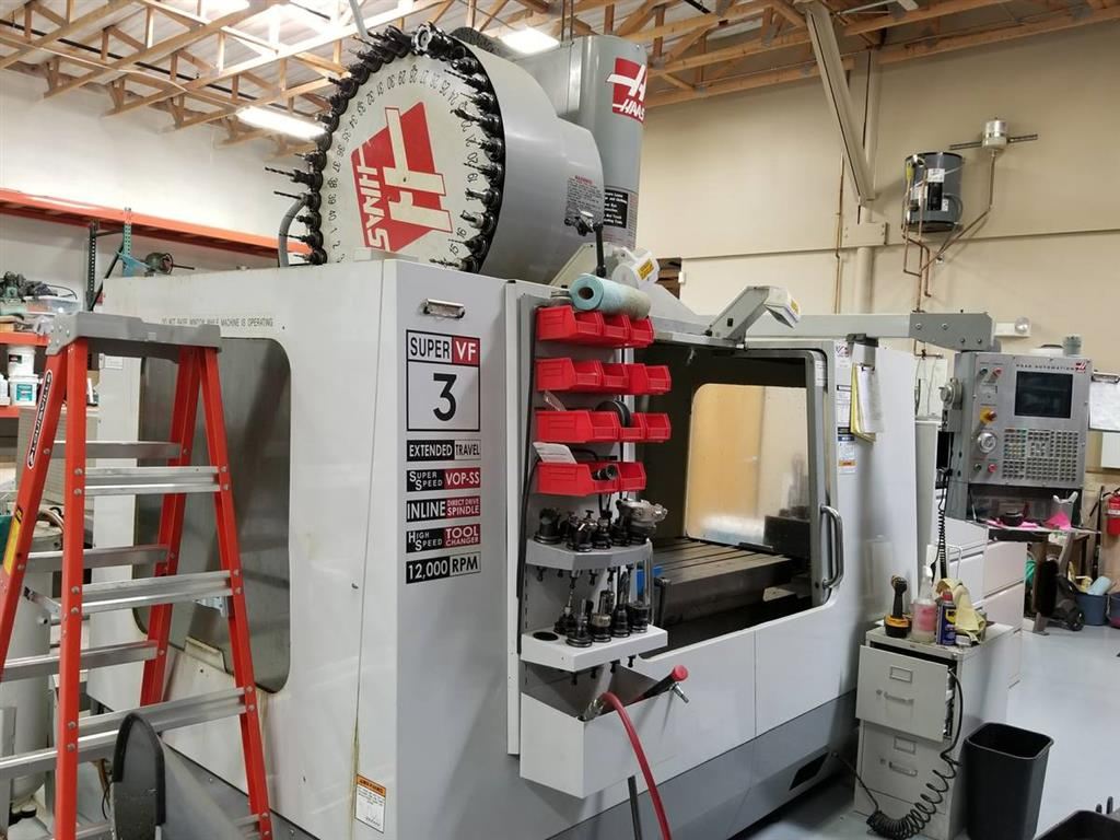 Haas VF-3SSYT, 2006, MACHINING CENTERS, VERTICAL, CNC