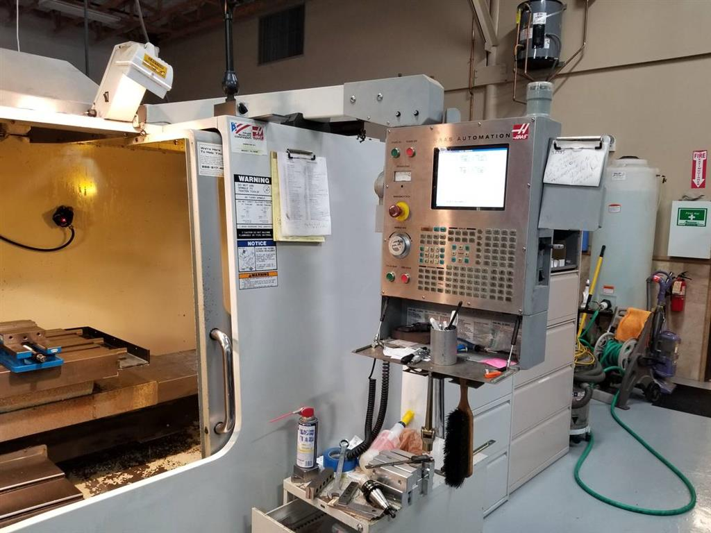 Dyna Myte DM4800 MACHINING CENTERS, VERTICAL