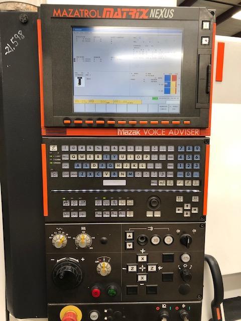 Mazak Quick Turn Nexus 400 II, 2007, LATHES, CNC, 2-AXIS, UNIVERSAL