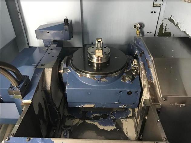 Matsuura MAM 72-35V, 2008, MACHINING CENTERS, VERTICAL, CNC